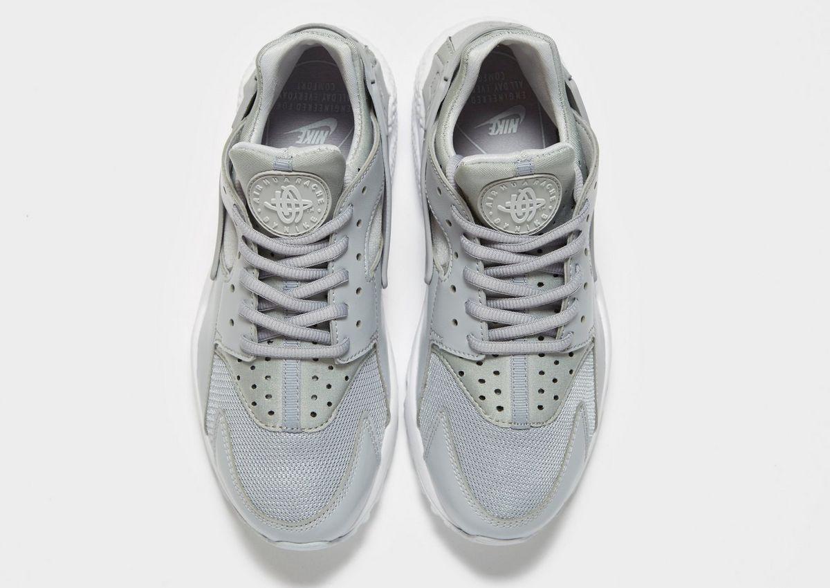 sports shoes a547e abb75 nike air huarache donna grigio 050900