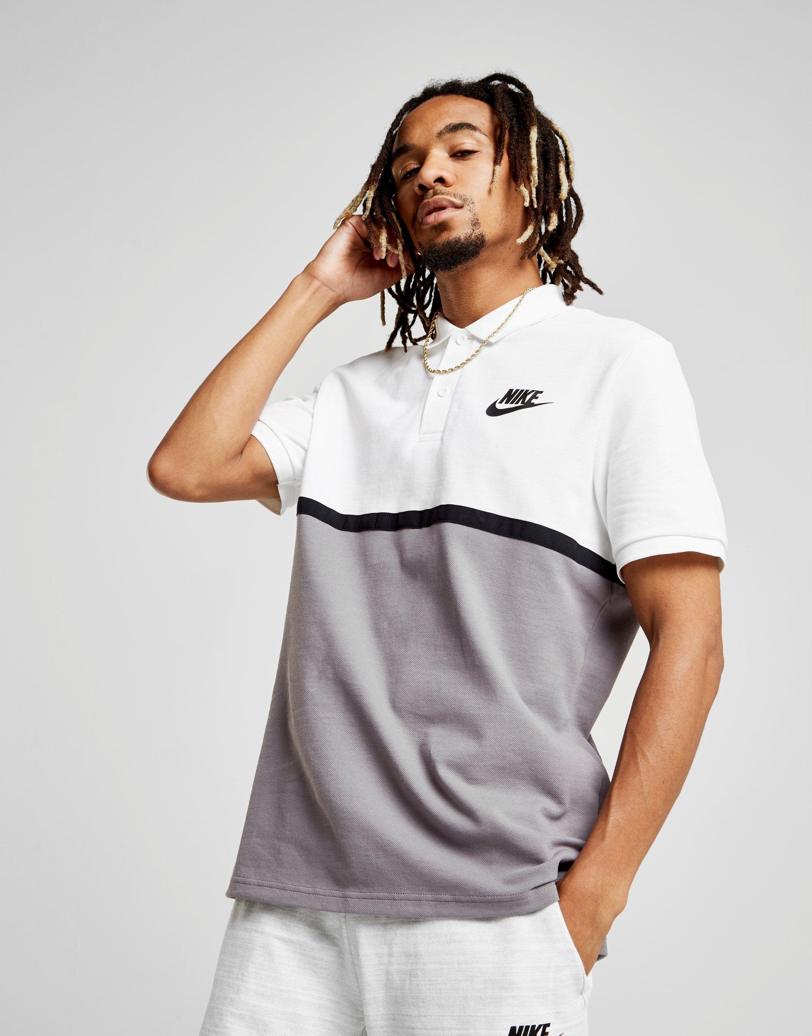 Nike Foundation Colour Block Polo