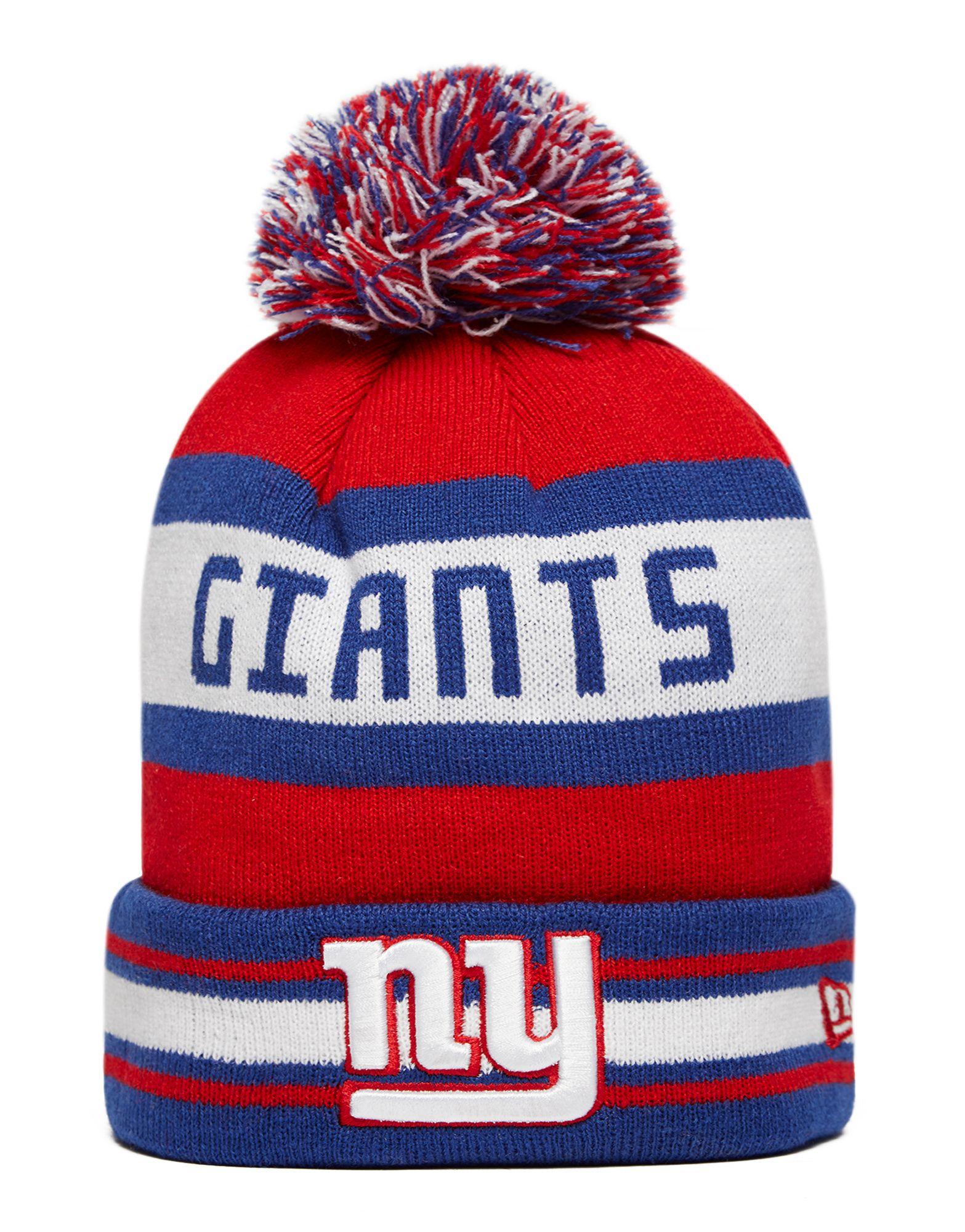 f2f8332ccf2 ... new style new era nfl new york giants jake bobble hat jd sports be2f0  1084b
