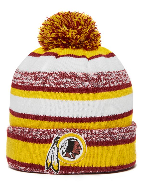 New Era NFL Washington Redskins Beanie Hat