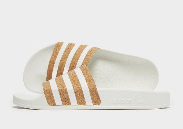 aa2def326fd2 adidas Originals Adilette Slides Women s