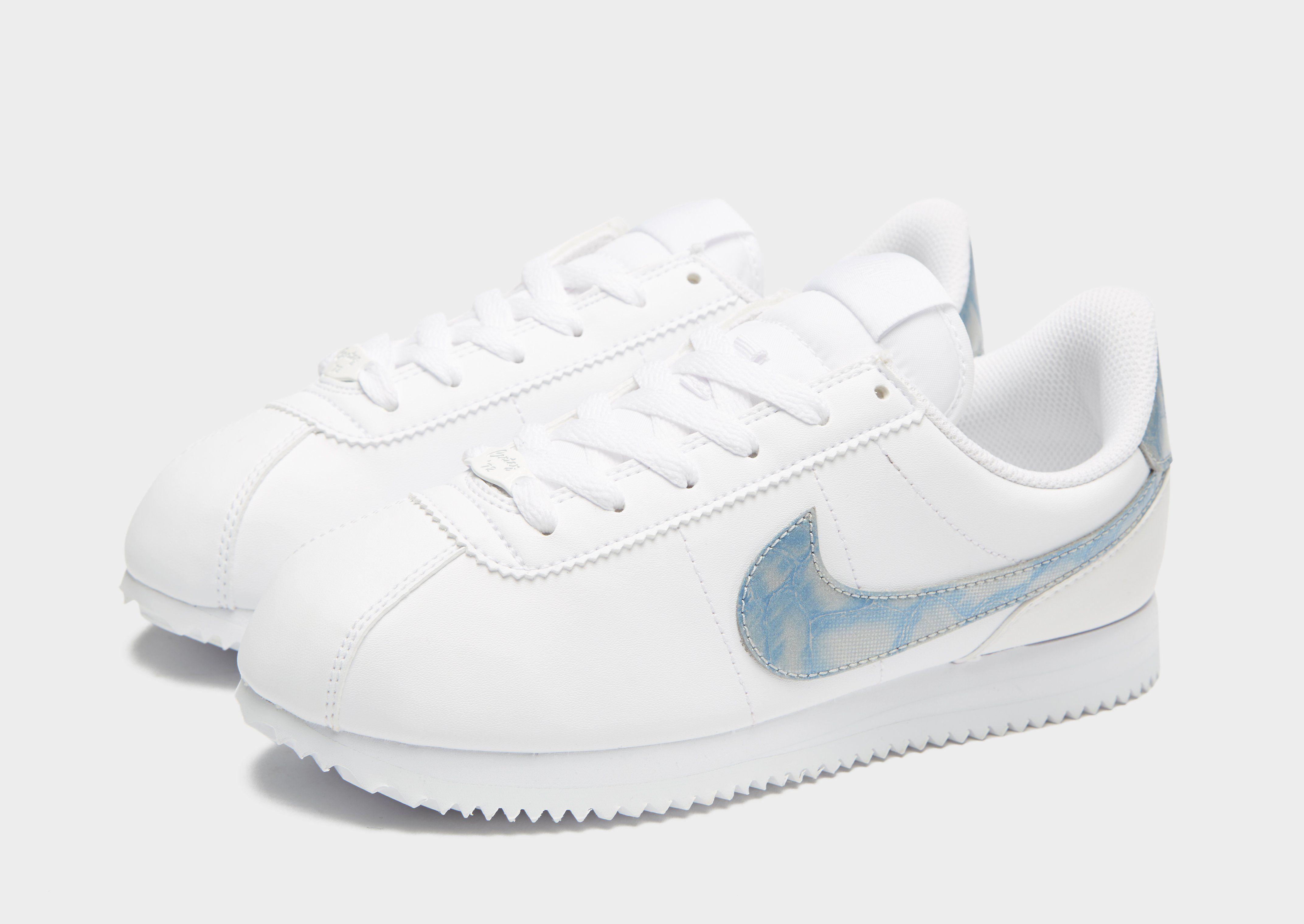 Nike Cortez Junior Weiss Billig Verkauf Bester Platz In Deutschland Billig PpXZov
