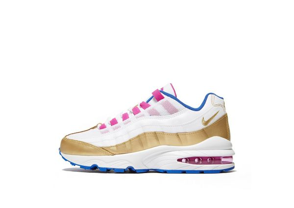nike air max 95 pink junior