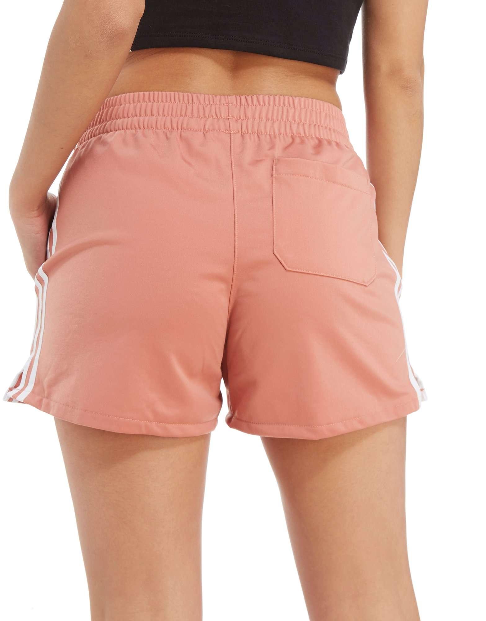 adidas Originals 3-Stripes Poly Shorts