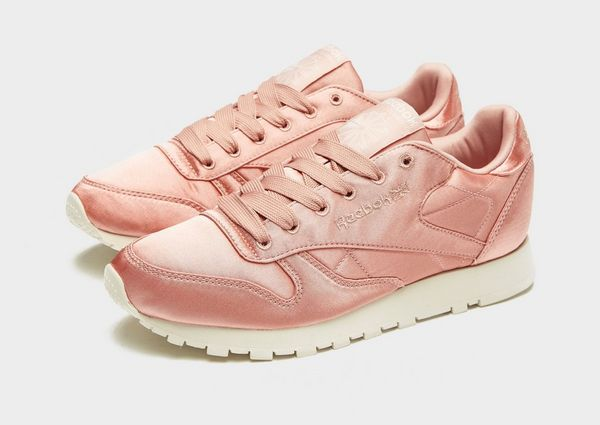 Satin Sports Jd Classic Leather Para Mujer Reebok 4xE01qwE