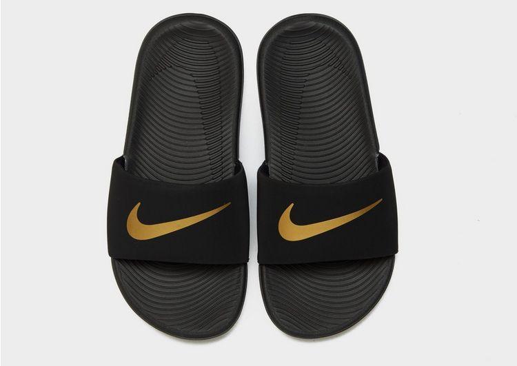 Nike Kawa Slides Kinderen