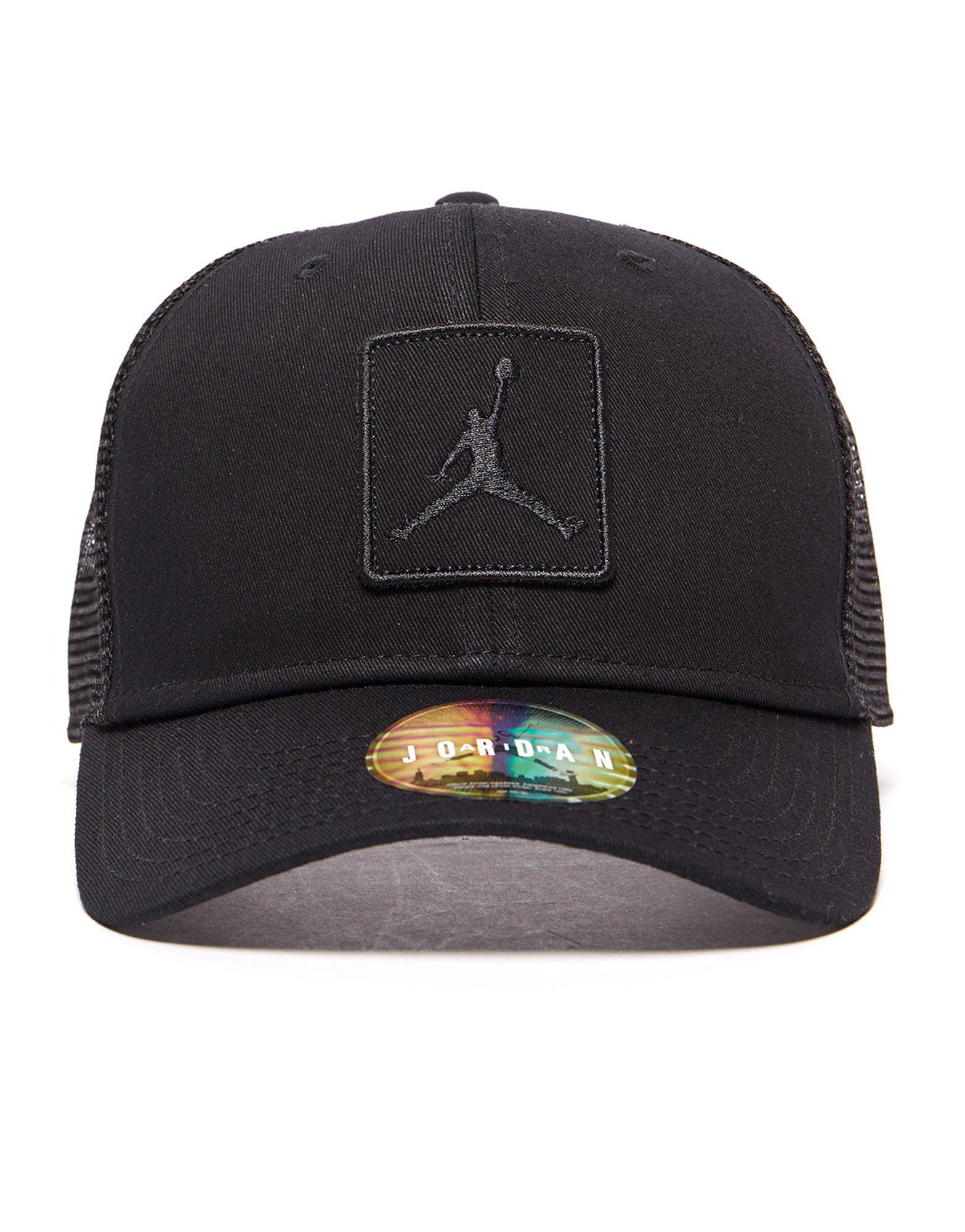 2176e9f717f3 Jordan Trucker Cap ...
