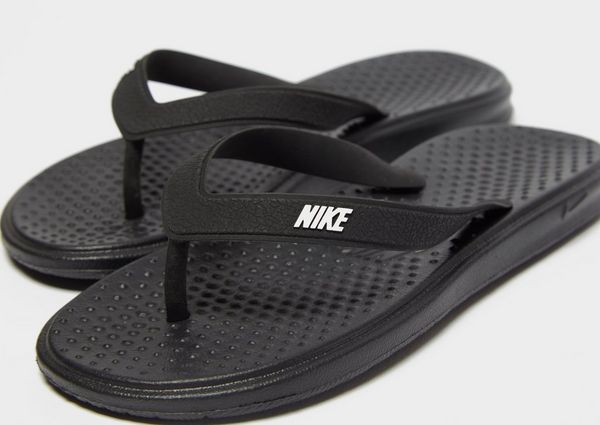 on sale 4c954 62ebf Nike Solay Flip Flops Children
