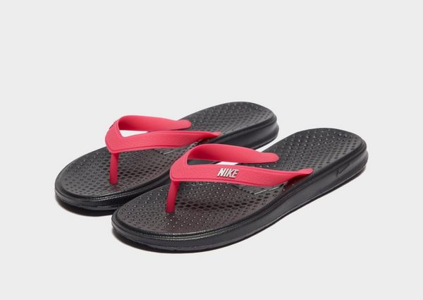 1efca05bb717 Nike Solay Flip Flops Children