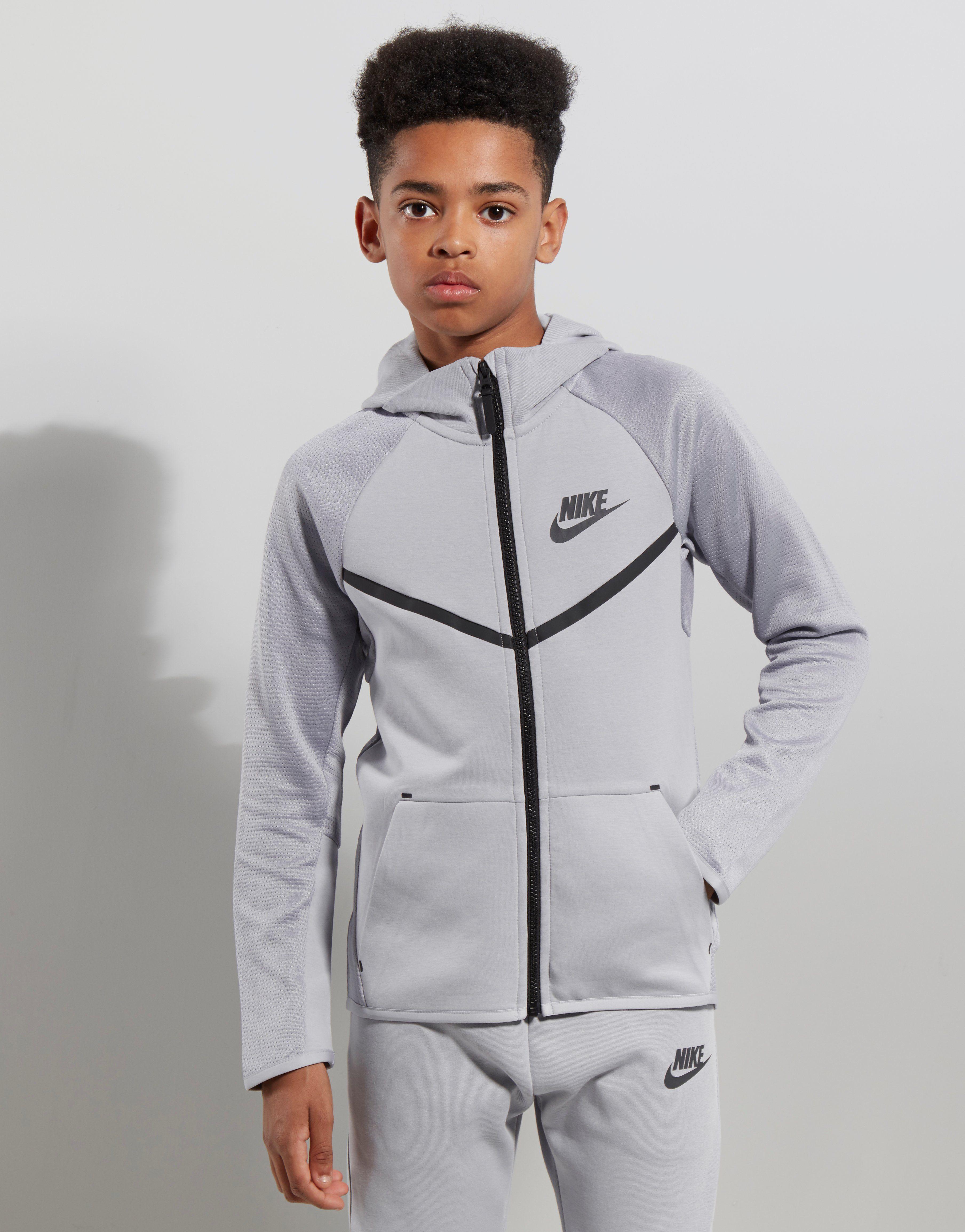 aff997123253 nike-tech-poly-full-zip-hoodie-junior by nike