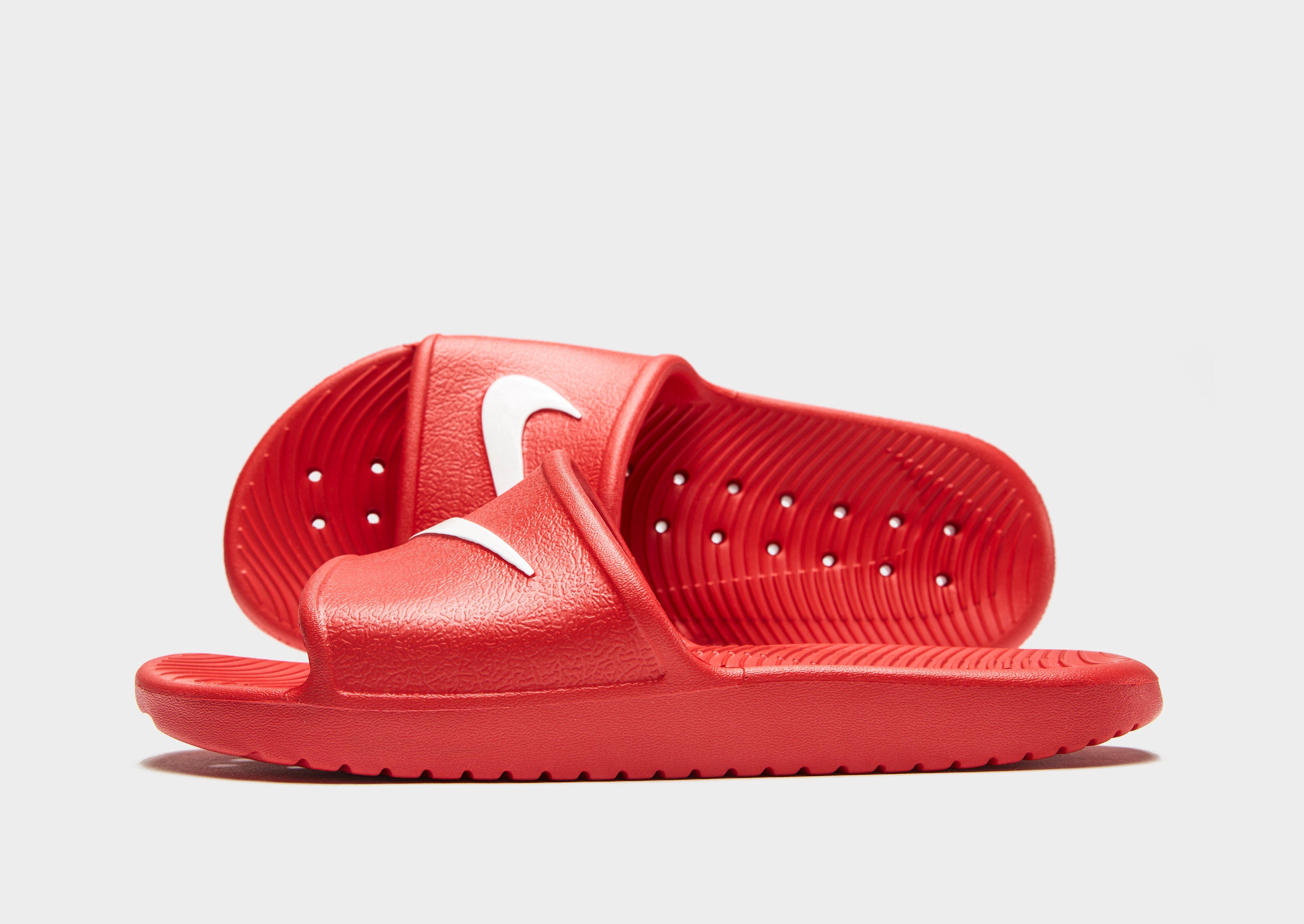 1549b489486 Nike Kawa Shower Slides Junior