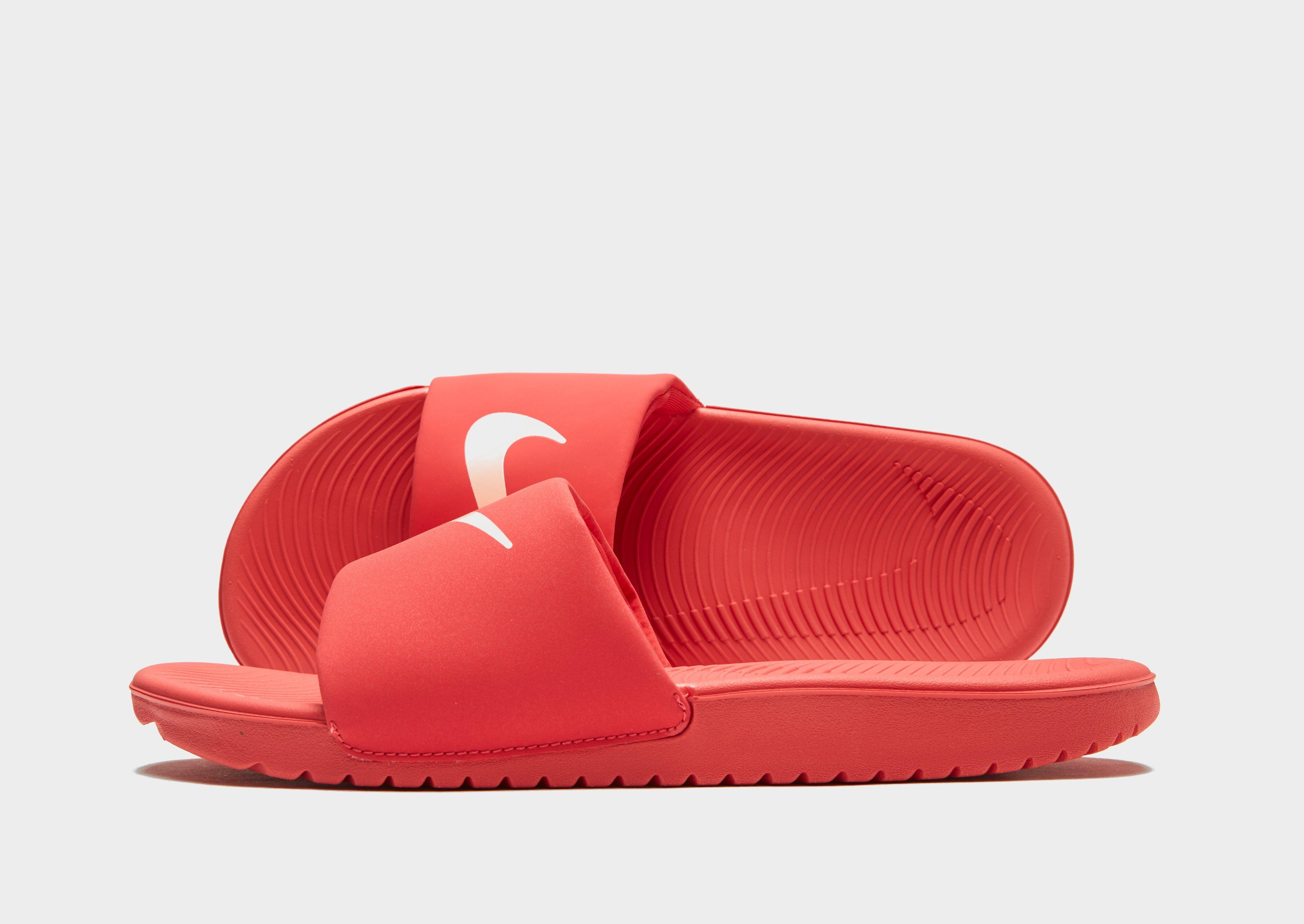 08a7643bd891 Nike Kawa Slides Junior