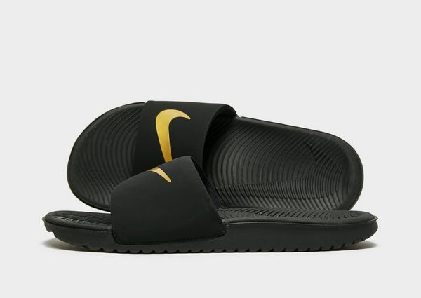 2f88176959390 Nike Kawa Slides Junior