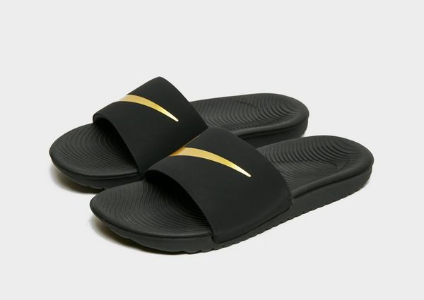 finest selection edc69 bb52c Nike Kawa Slides Junior