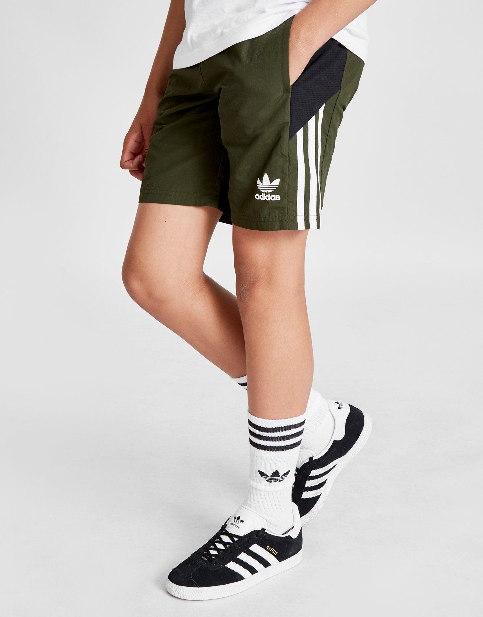 adidas Short Euro Woven Junior -