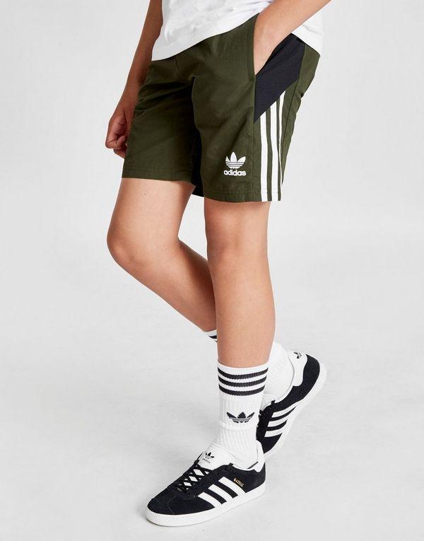 adidas Short Euro Woven Junior - Propre Et Classique Nouveau Débouché commercialisable IfVKBR8Tv