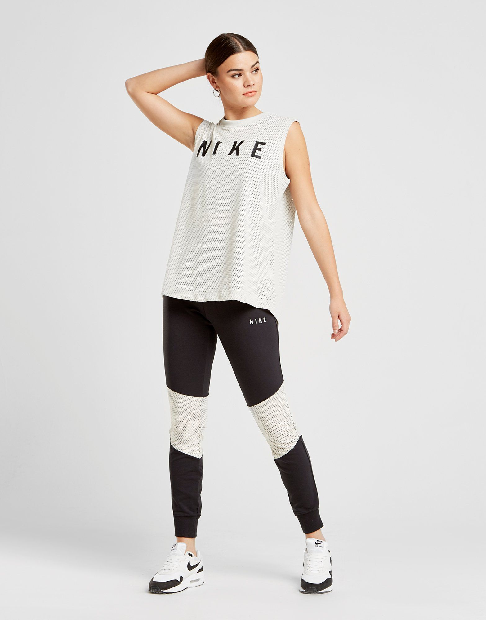 Liefern Nike Mesh Muscle Tank Top Weiss Rabatt Niedrigsten Preis Wirklich Günstiger Preis w23xbE7POP