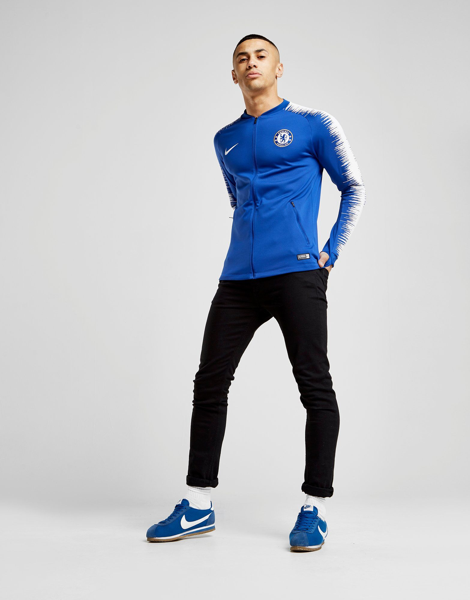 Nike Chelsea FC 2018/19 Giacca Anthem