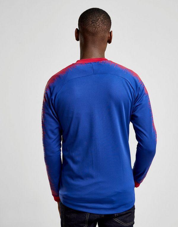 Nike FC Barcelona Anthem Jacket  6605a5a6b35