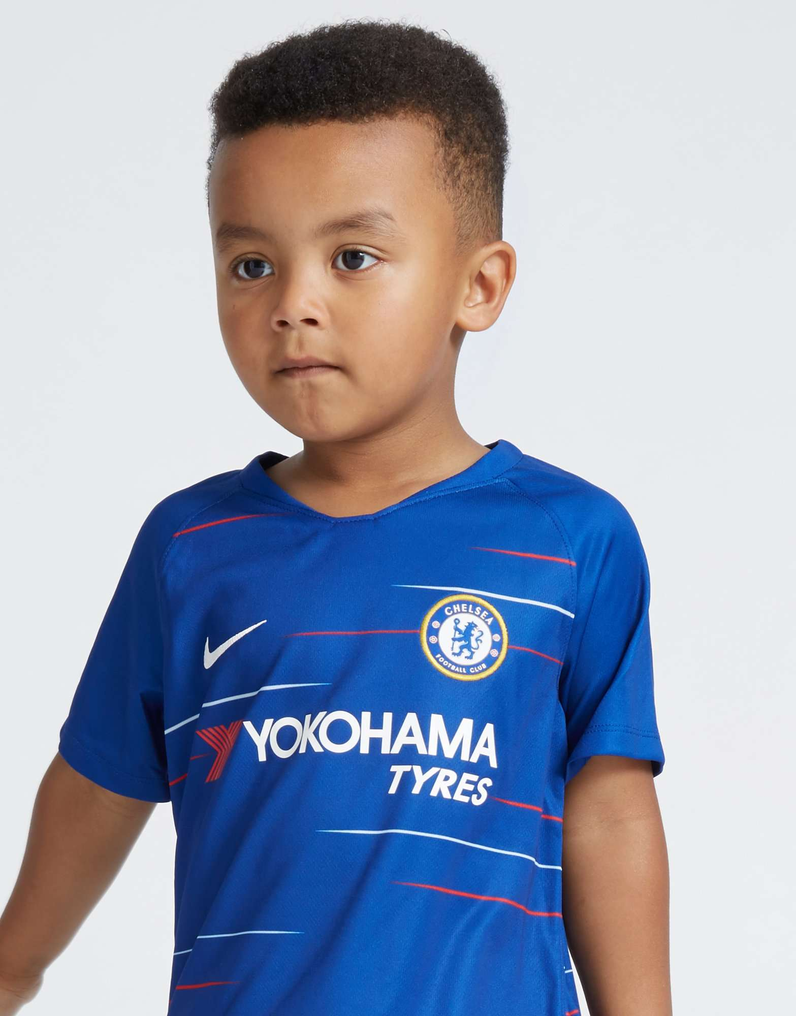 Nike Chelsea FC 2018/19 Home Kit Children