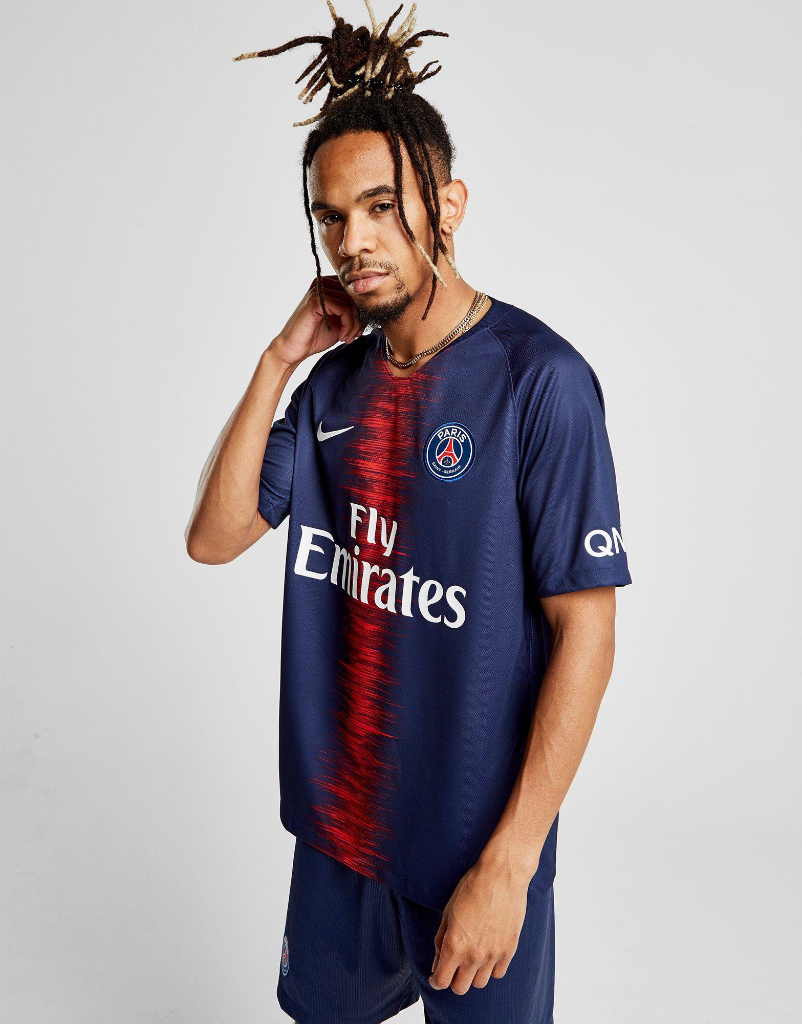 Nike Paris Saint Germain 2018 19 Home Shirt  7649c5e28