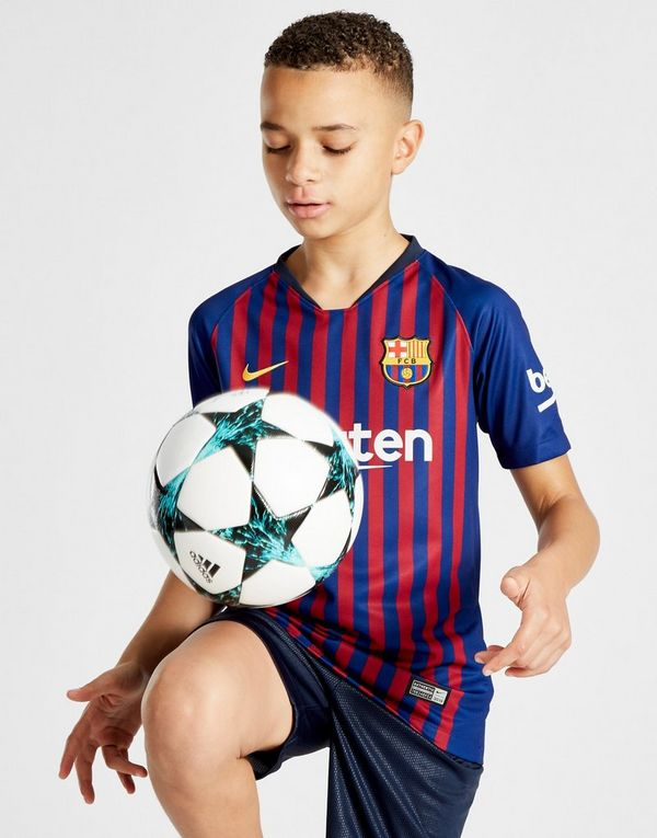 Nike FC Barcelona 2018 19 Home Shirt Junior  85c3f0a841b26
