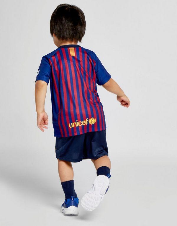 75f9fbf95507c Nike conjunto FC Barcelona 2018 19 1.ª equipación para bebé