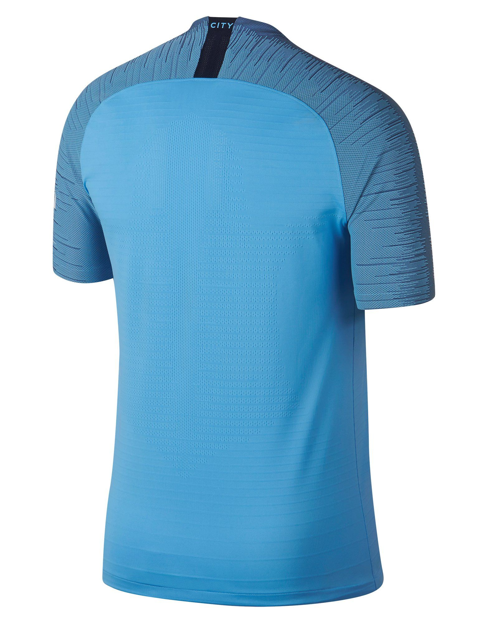 Nike Manchester City 18/19 Home Vapor Shirt Blau