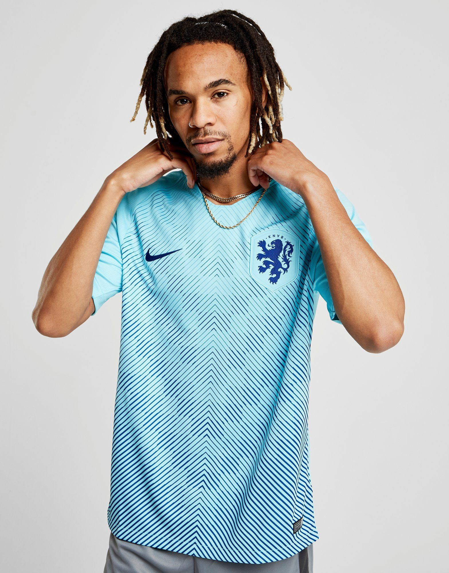 Nike Holland 2018 Away Shirt Heren