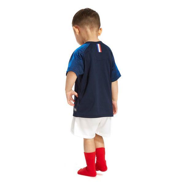 ba4b7ce66 ... Nike France 2018 Home Kit Infant