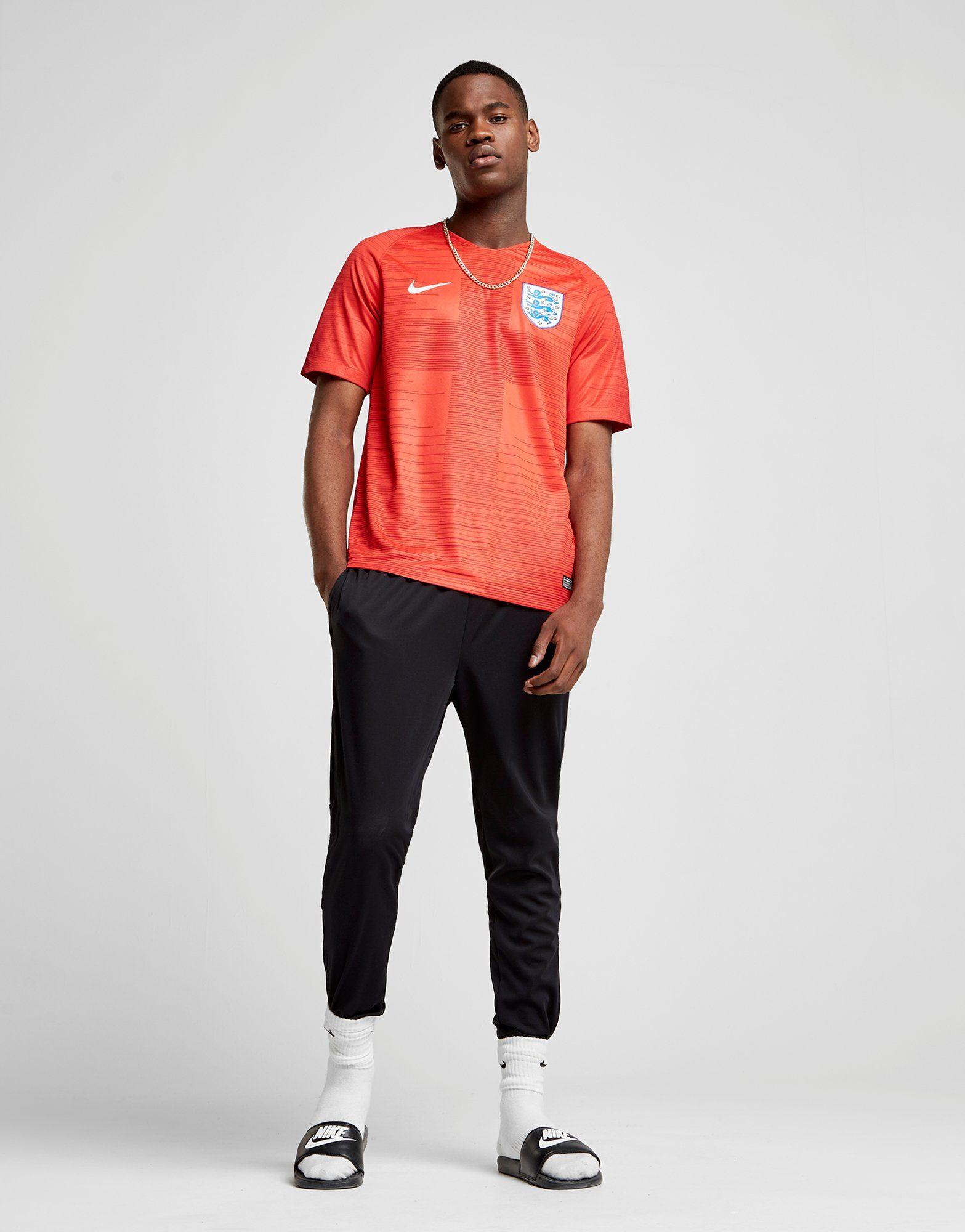 Nike camiseta Inglaterra 2018 2.ª equipación