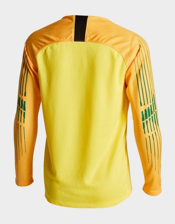 80cb40ab8f8 Nike England 2018 Home Goalkeeper Shirt Junior