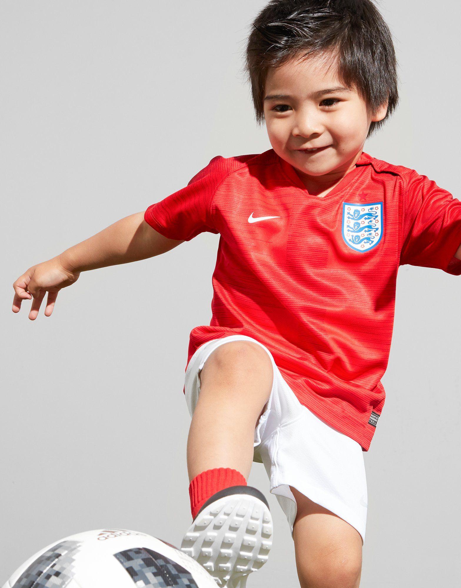 Nike England 2018 Away Kit Infant