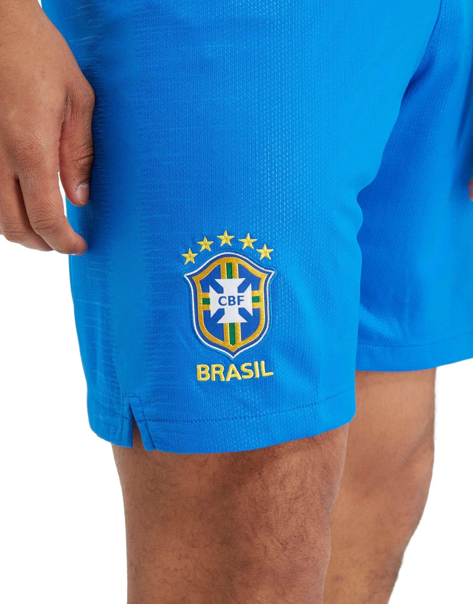 Nike Brazil 2018 Home Shorts