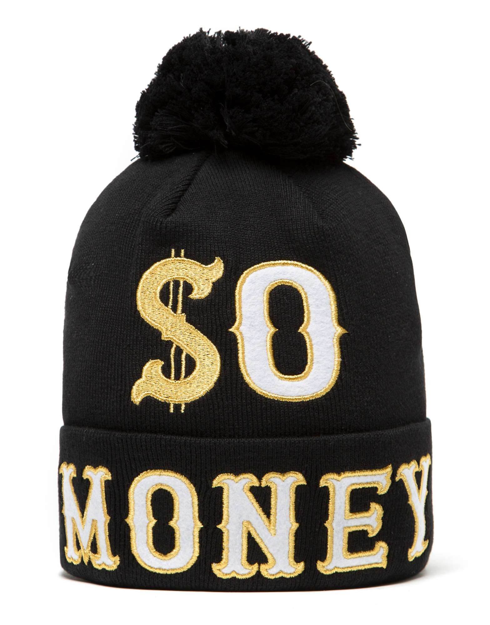 Beck and Hersey So Money Bobble Hat