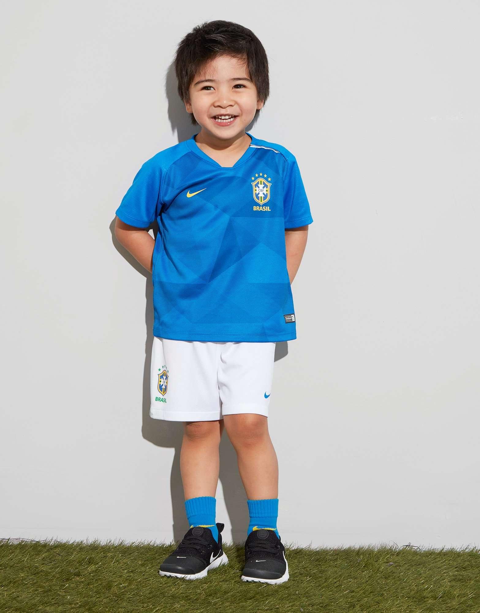 Nike Brazil 2018 Away Kit Infant