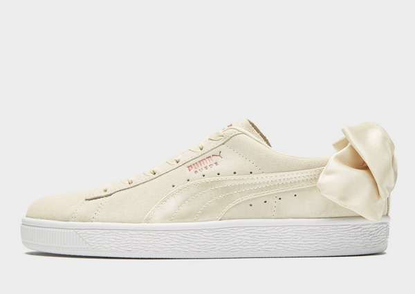 0fd9386be070 PUMA Suede Bow Women s