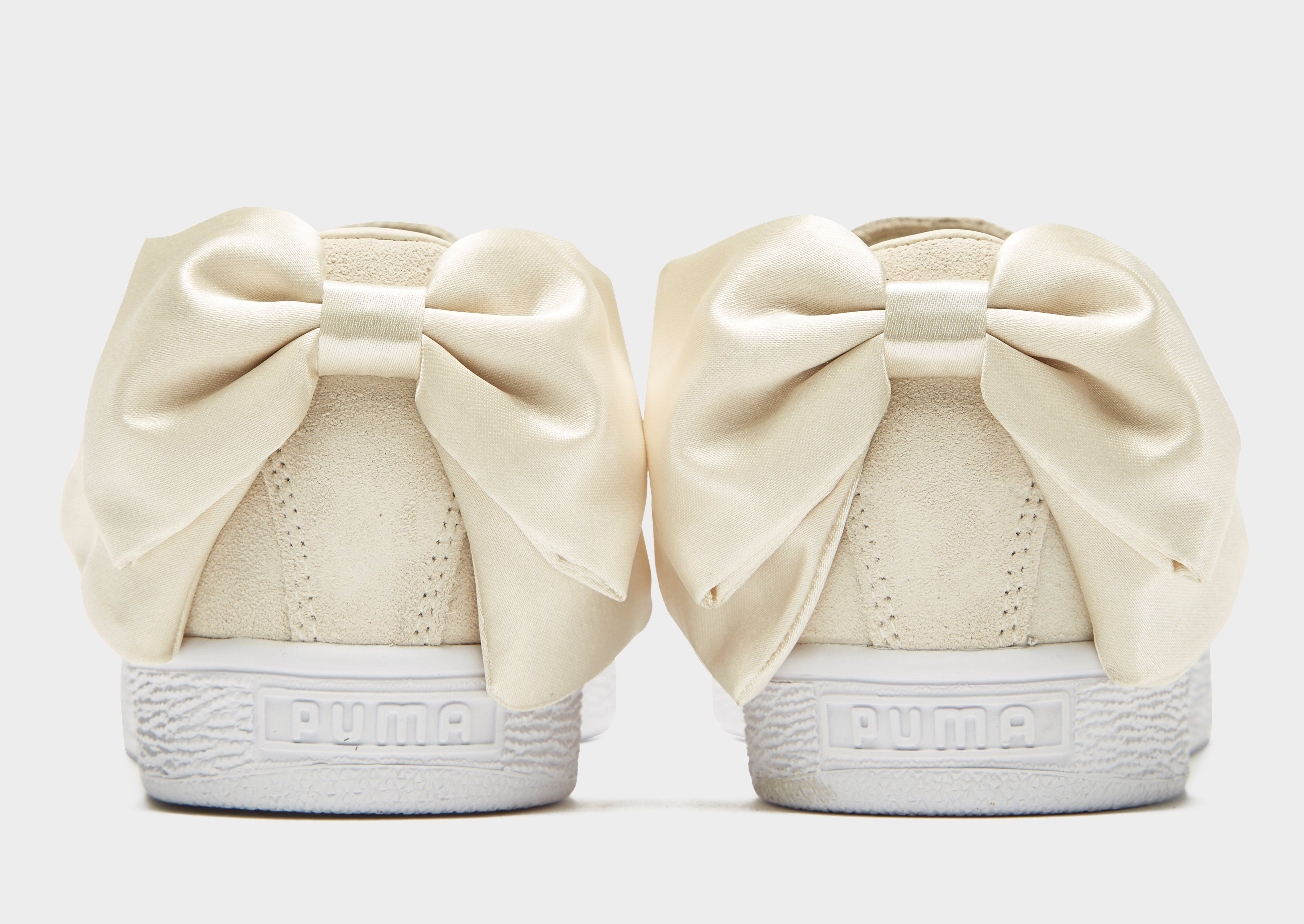 PUMA Suede Bow Women's