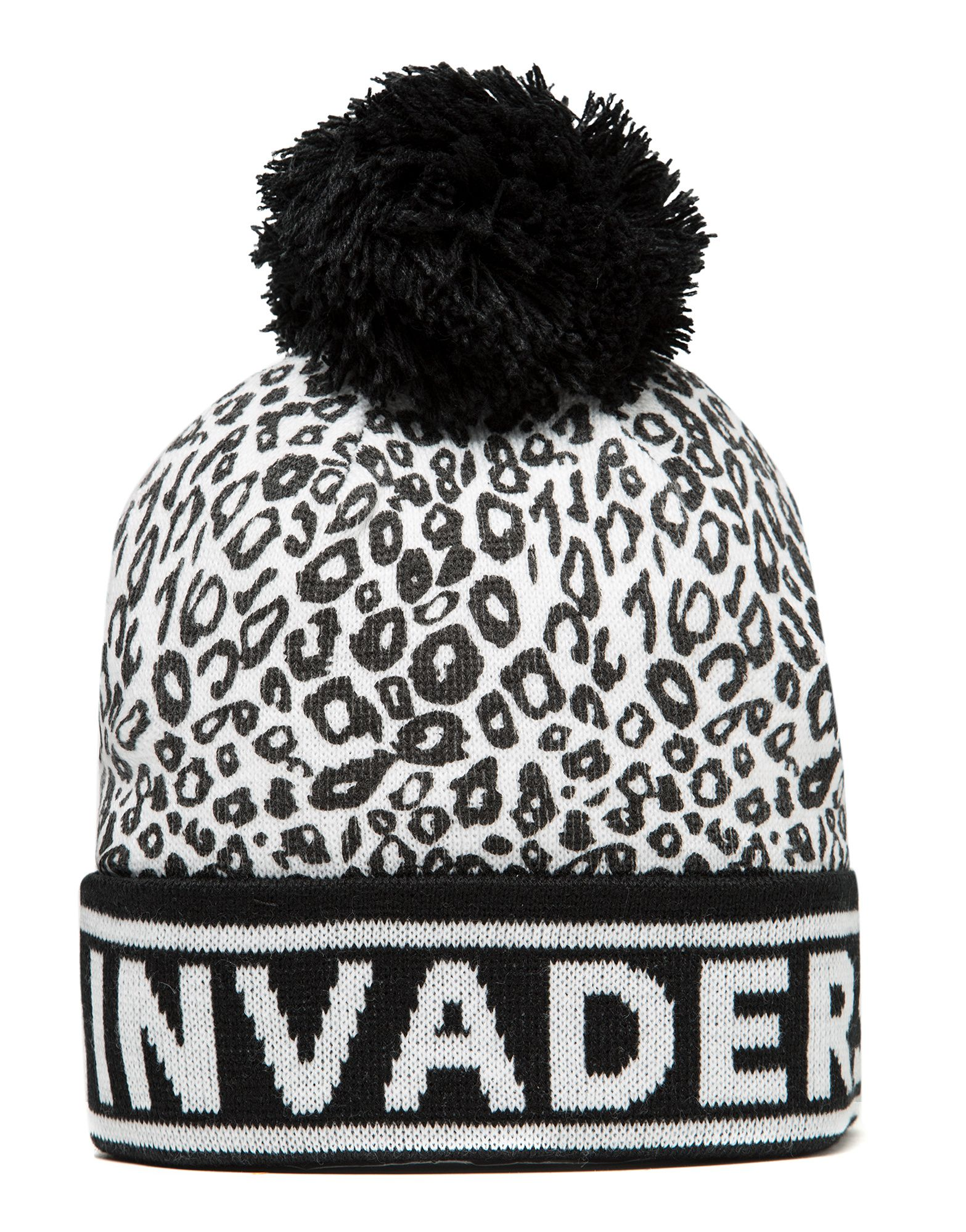 Beck and Hersey Invaders Bobble Hat