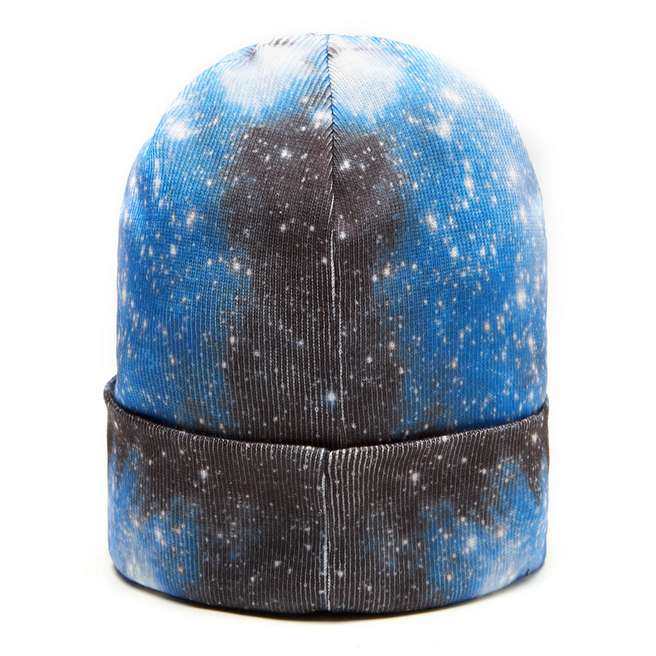 Beck and Hersey Spaced Beanie Hat