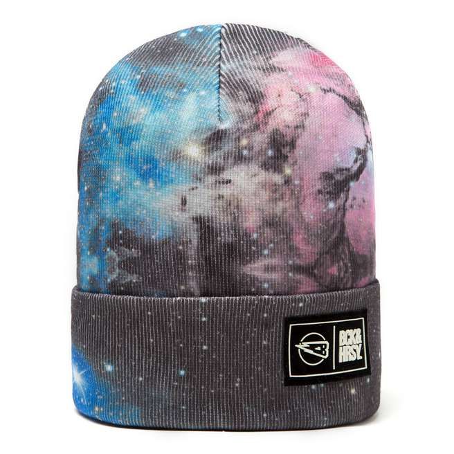 Beck and Hersey Cosmic Beanie Hat