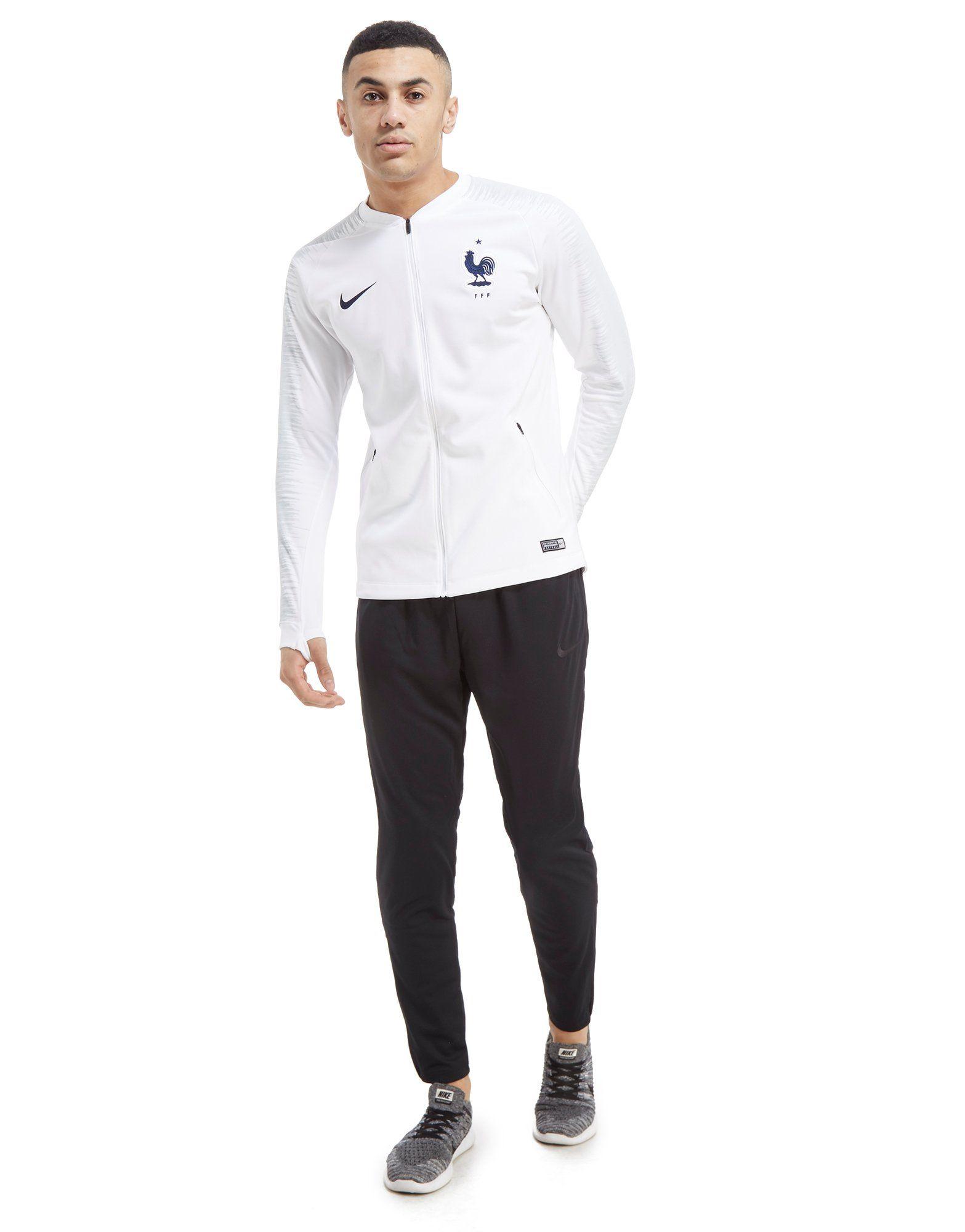 Kostenloser Versand Billige Nicekicks Nike France Anthem Jacket Weiss Rabatt 2018 Neueste Billig Verkauf Zu Kaufen Bekommen 4NCyA7FcXv