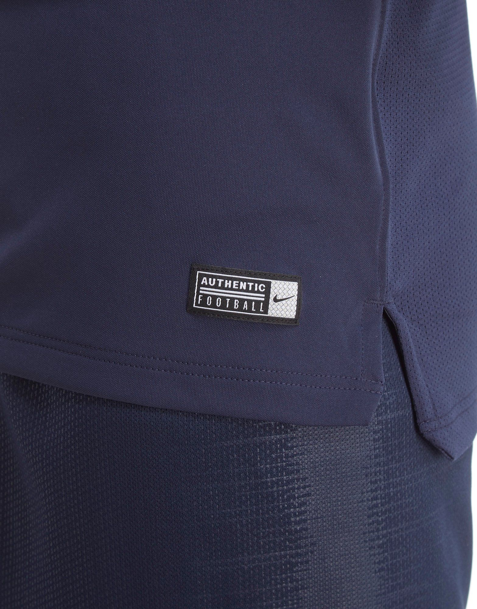 Nike Squad France France Nike Blau Training Jersey gxqHBfq