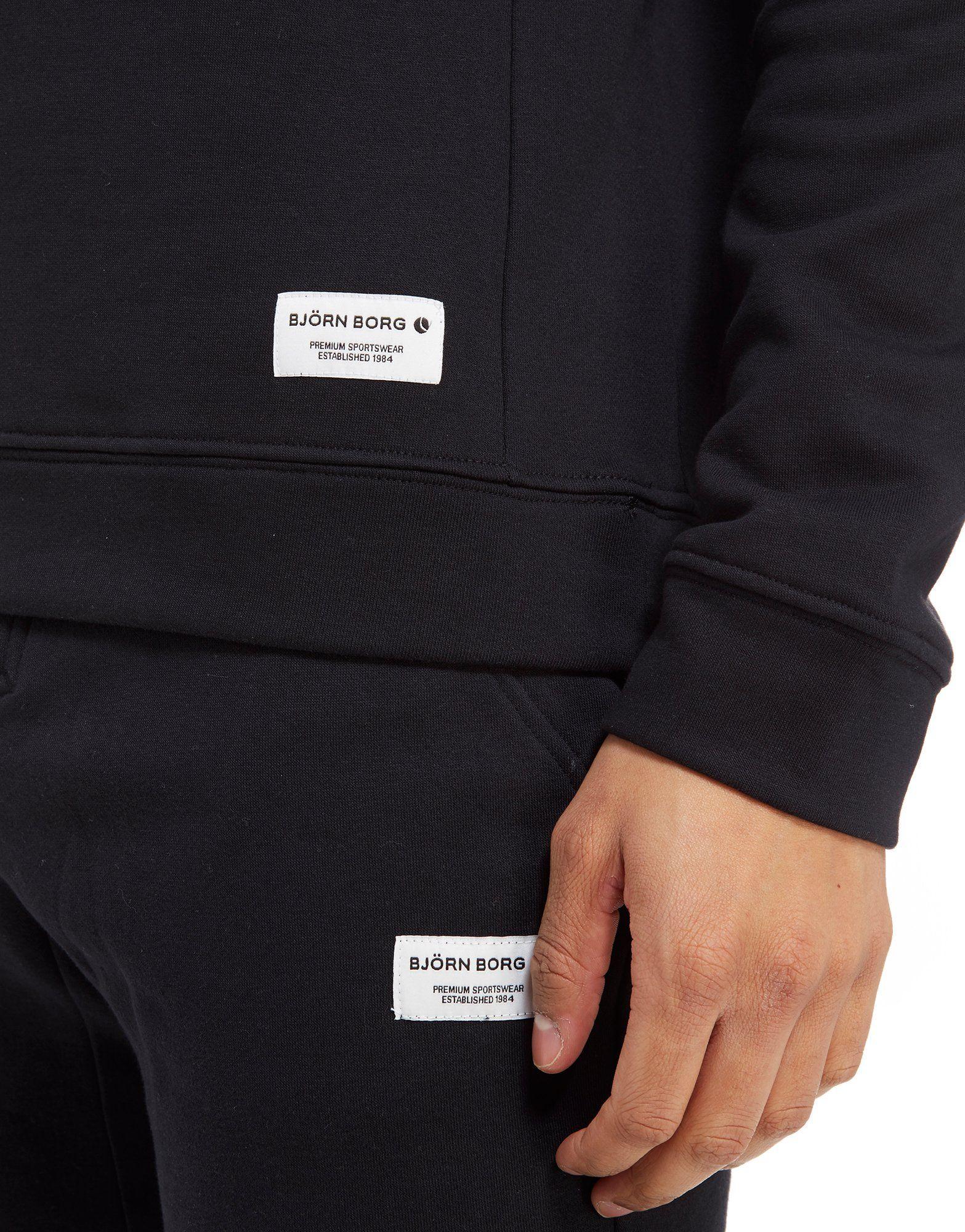 Bjorn Borg Core Fleece Crew Sweatshirt