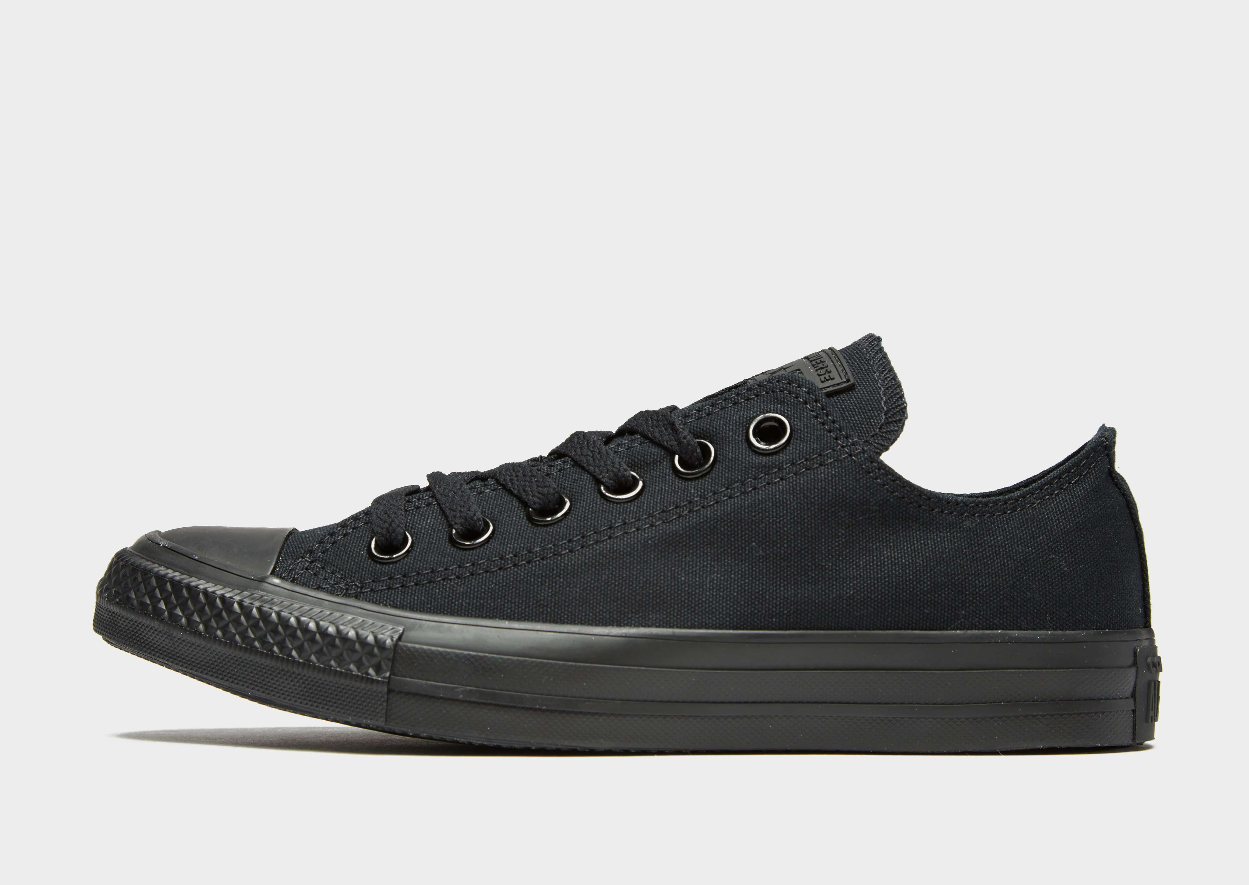 Converse Shoes Black And Blue