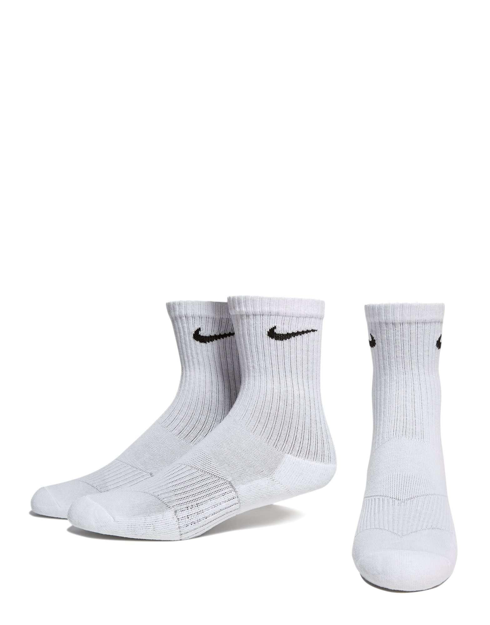 Nike Pack de 3 calcetines para niños