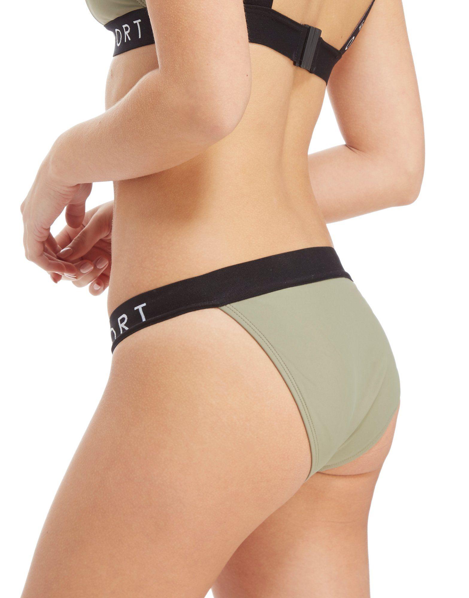 Zum Verkauf Online-Shop Pink Soda Sport Bikini Bottoms Grün Sast Online Verkauf Des Niedrigen Preises Online Echte Online uOtEzAhG