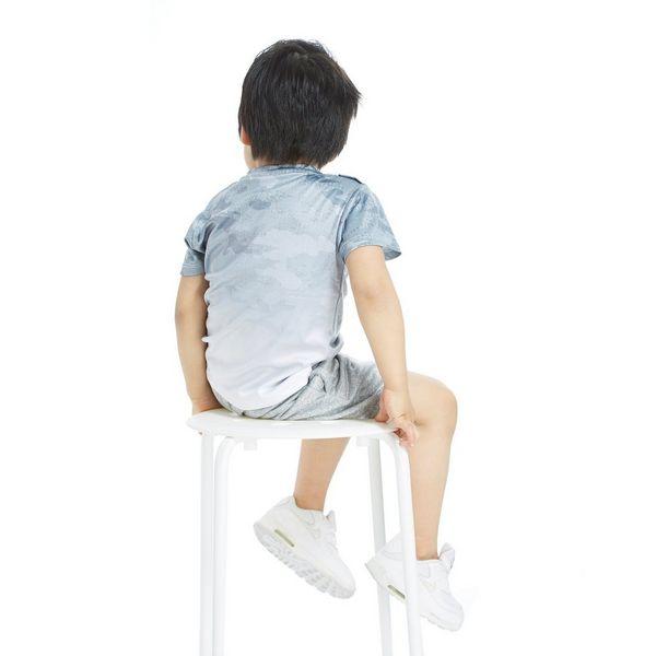 7bfa28177776b9 ... Ellesse Diego Fade T-Shirt   Shorts Set Infant