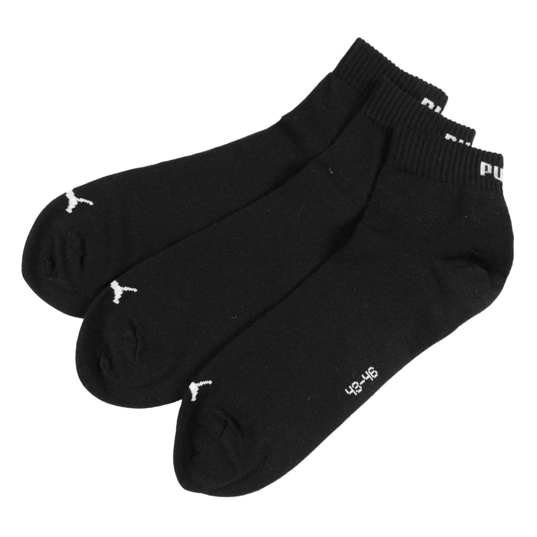 Puma 3 Pack Unisex Socks