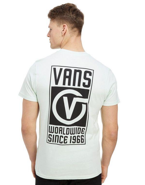 vans t shirt heren